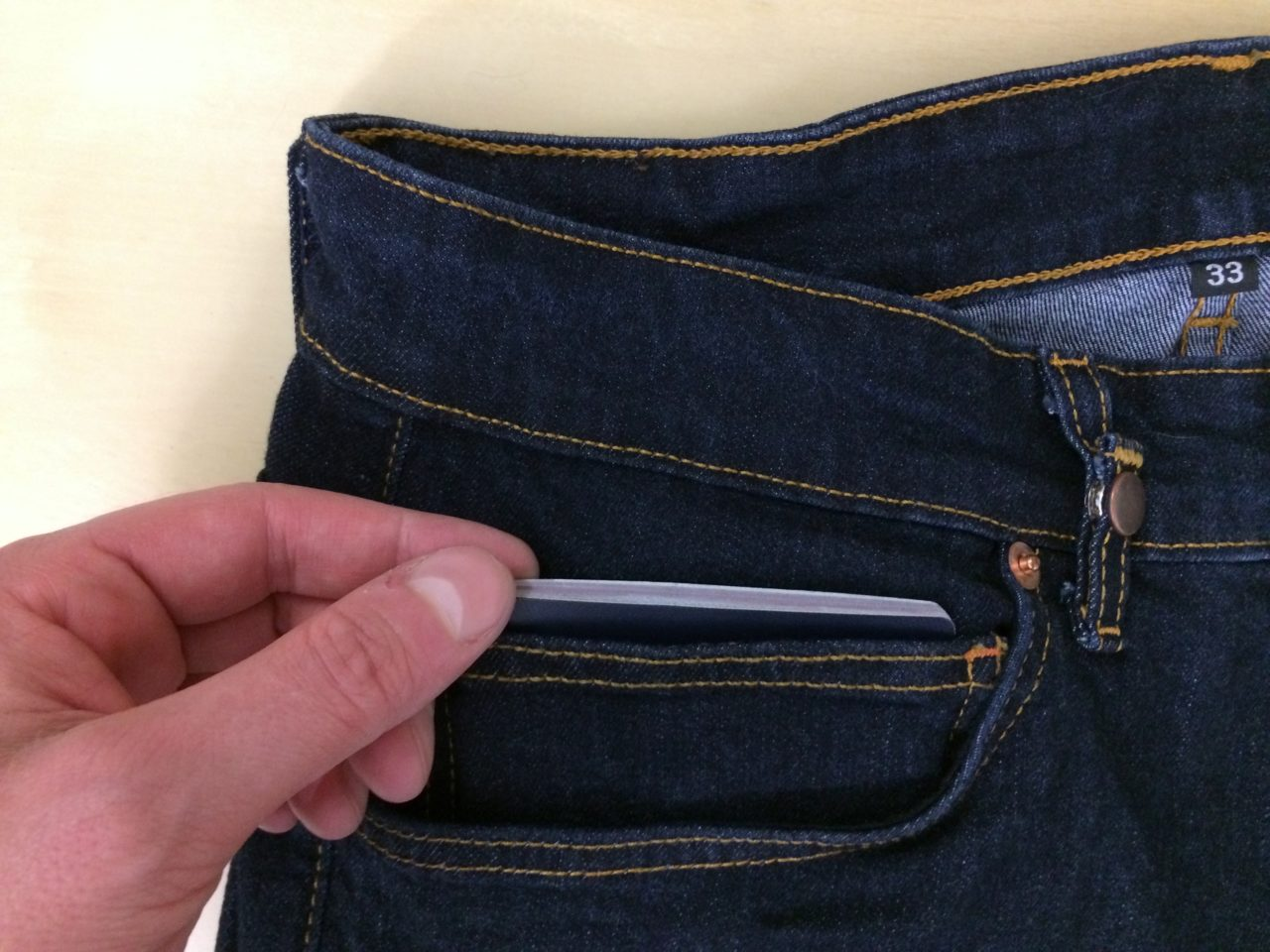 Aviator USA Jeans 5th pocket