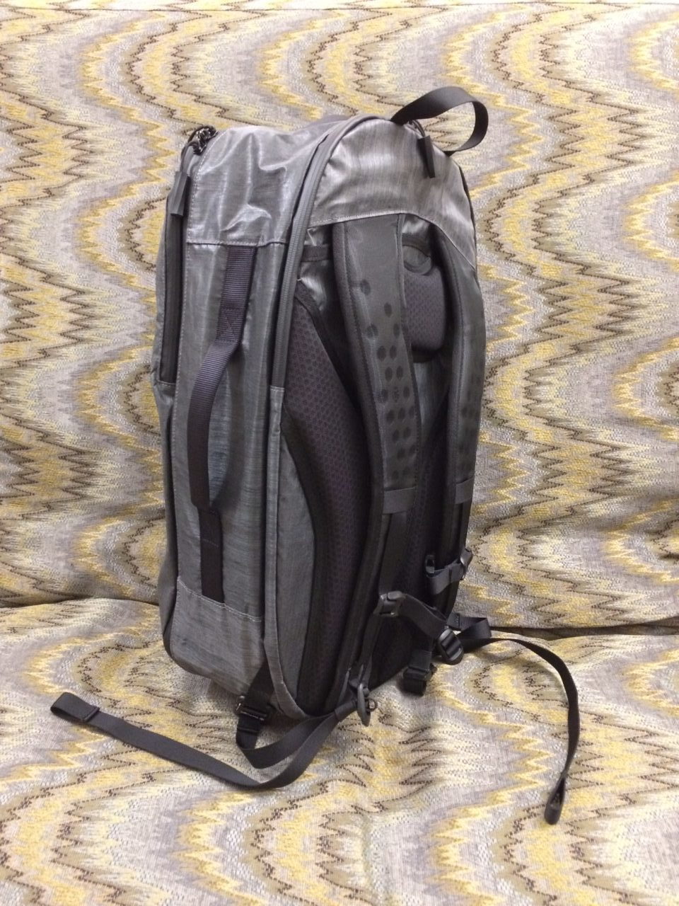 Tortuga Homebase Backpack angled view