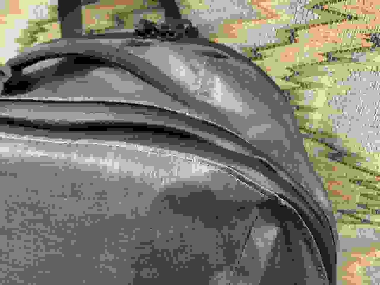 Tortuga Homebase Backpack fabric closeup