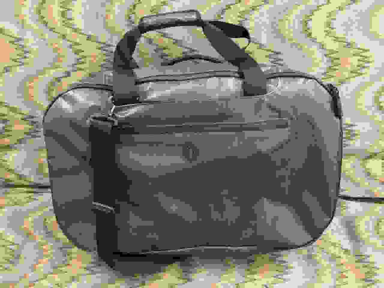 Tortuga Homebase Duffle Case main handle connected