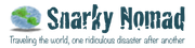 snarky nomad tiny logo