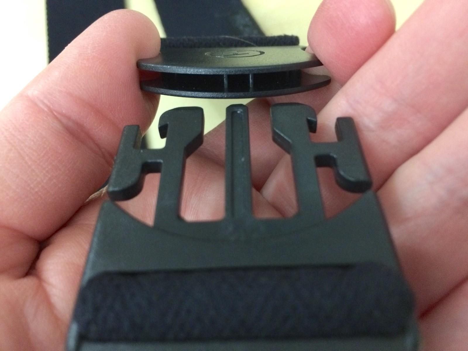 Arcade Belt buckle insertion problem