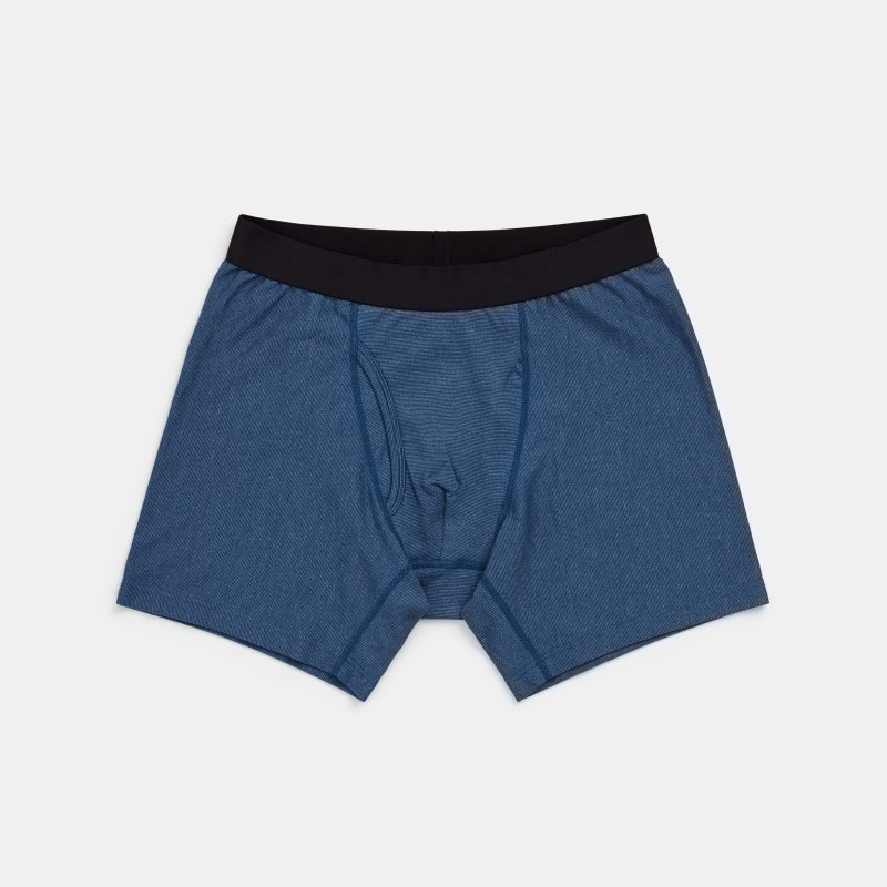 Wool and Prince boxer brief front
